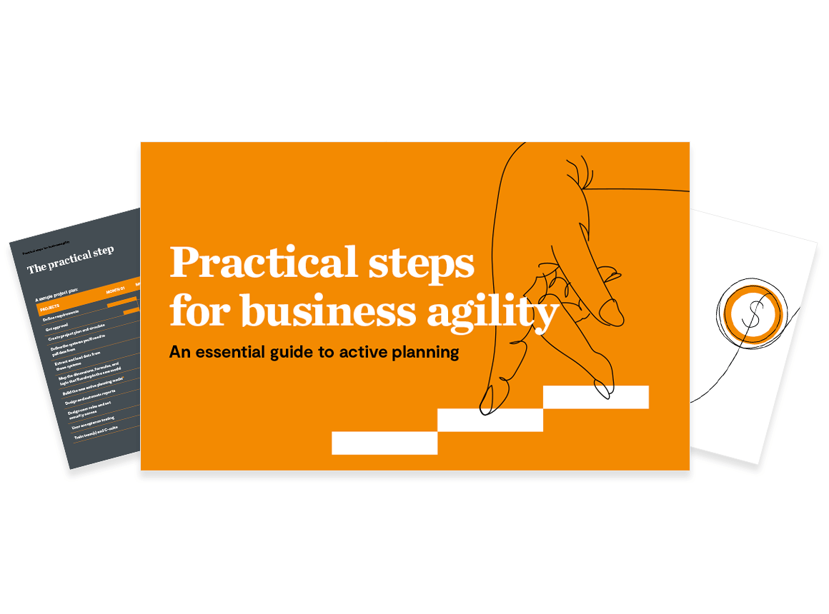 Practical Steps for Business Agility