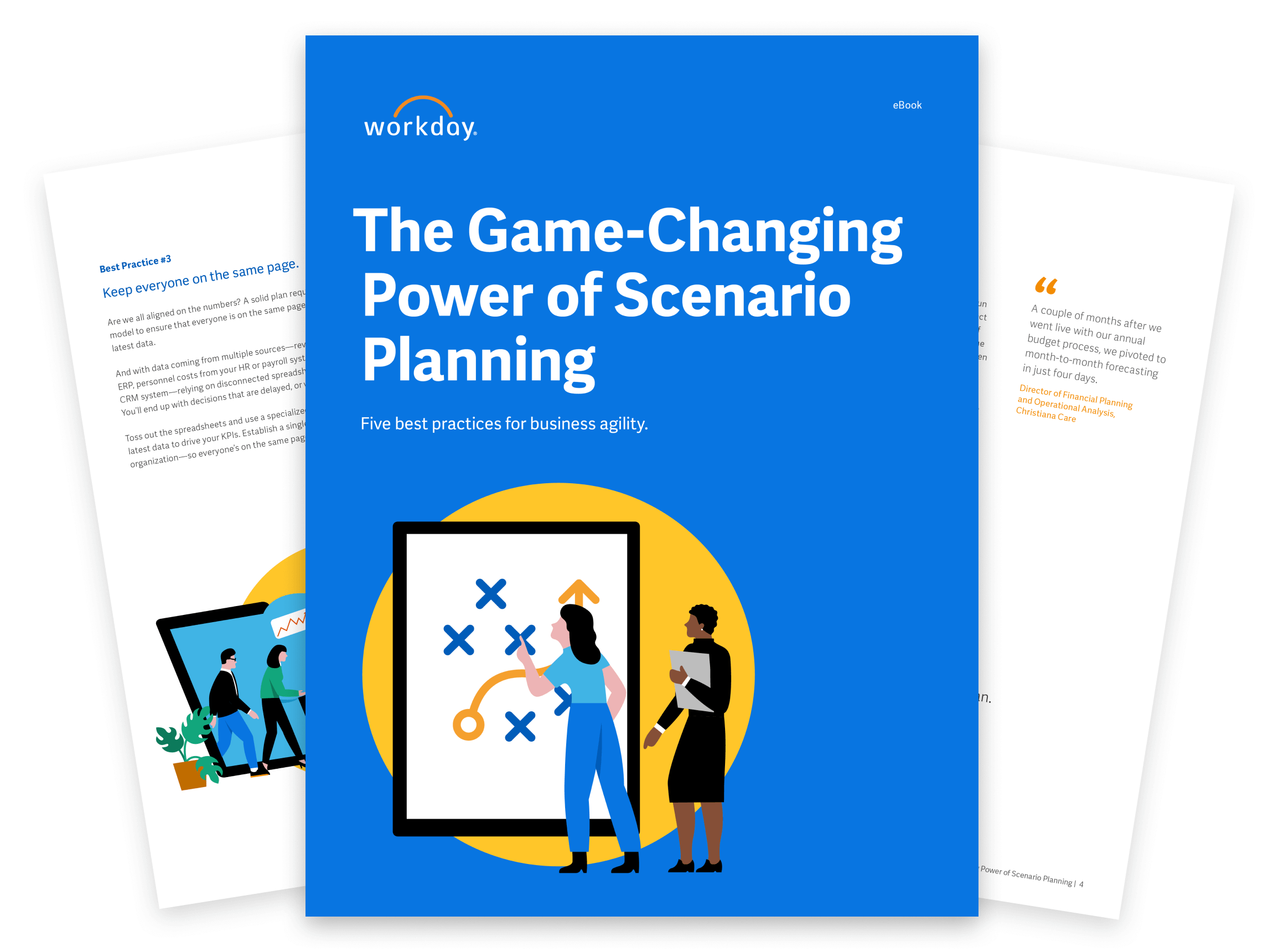 The Game-Changing Power of Scenario Planning
