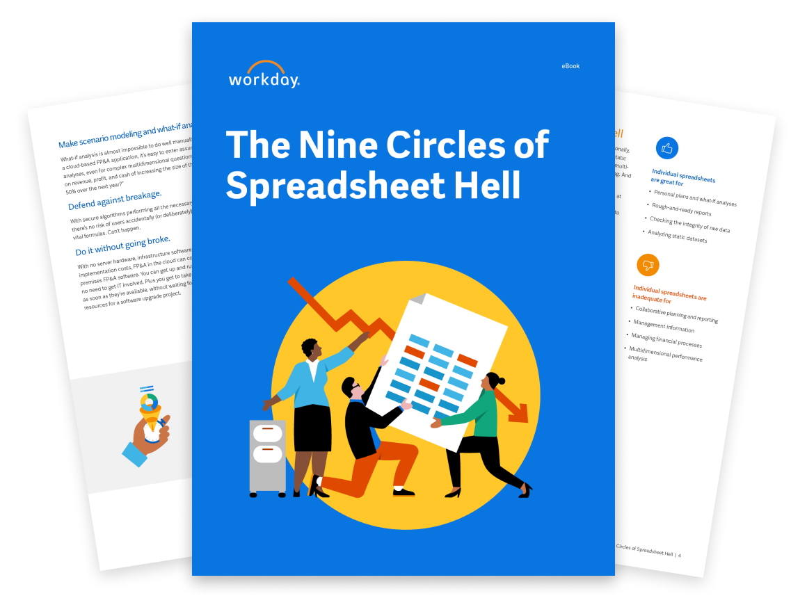 The Nine Circles of Spreadsheet Hell