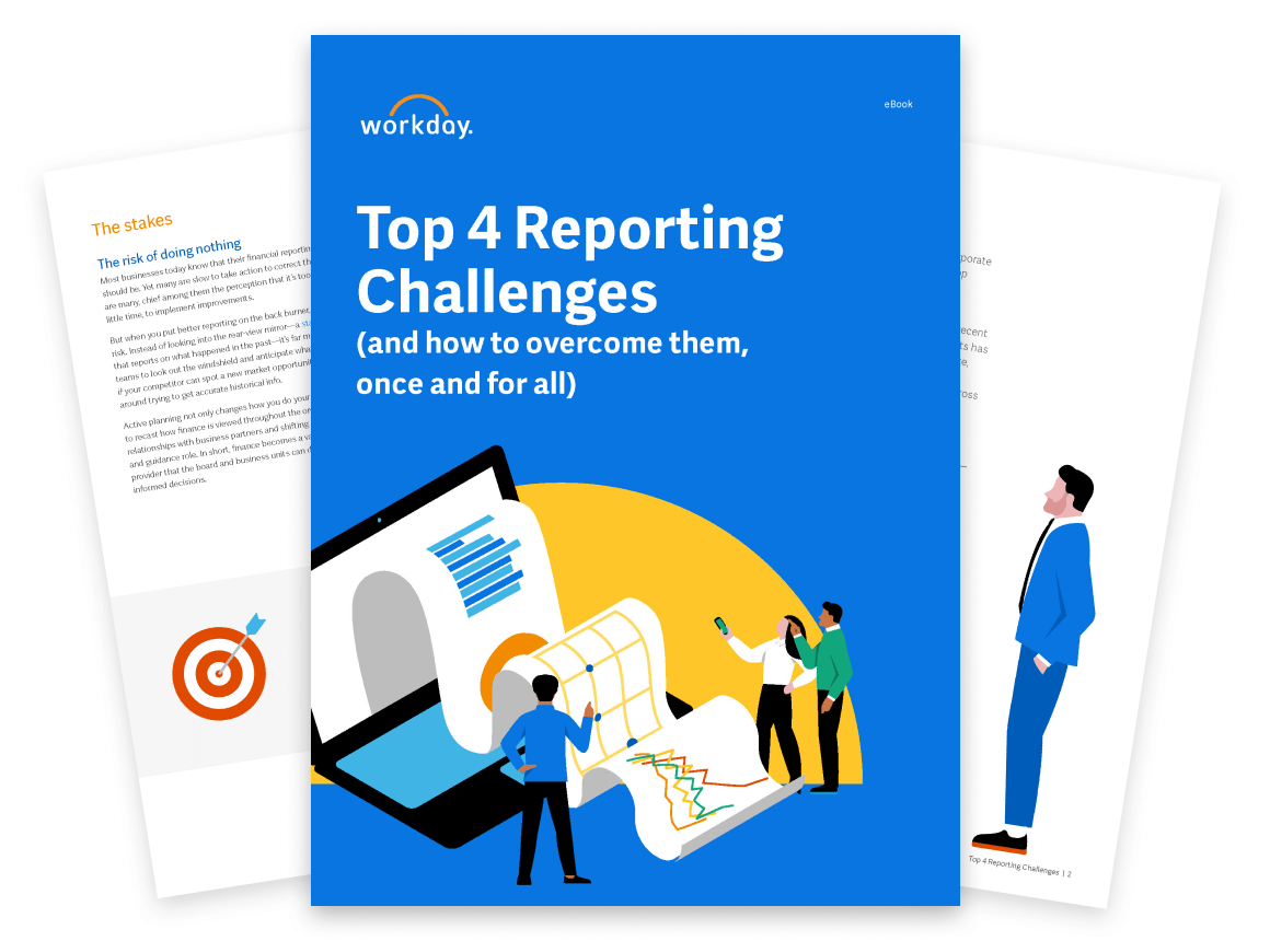 Your Top Four Reporting Challenges (and How to Overcome Them, Once and for All)